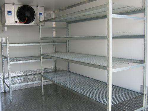 Freezer Amp Coolroom Trailers Truck Freezer Rentals