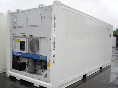 20ft Refrigerated Seacontainers