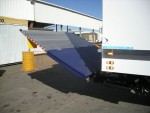 Slideaway/cantilever taillift